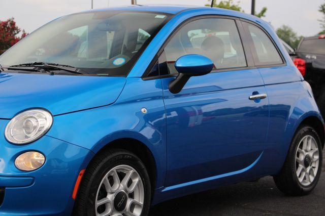 2015 Fiat 500 Pop FWD - 31 MPG CITY - 41 MPG HWY! Mooresville , NC 26