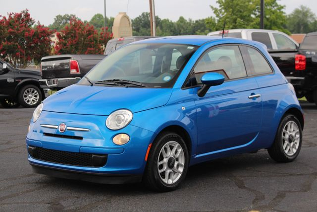 2015 Fiat 500 Pop FWD - 31 MPG CITY - 41 MPG HWY! Mooresville , NC 21
