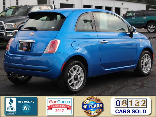 2015 Fiat 500 Pop FWD - 31 MPG CITY - 41 MPG HWY! Mooresville , NC 2