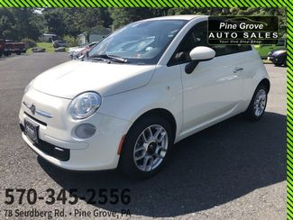 2015 Fiat 500 Pop | Pine Grove, PA | Pine Grove Auto Sales in Pine Grove
