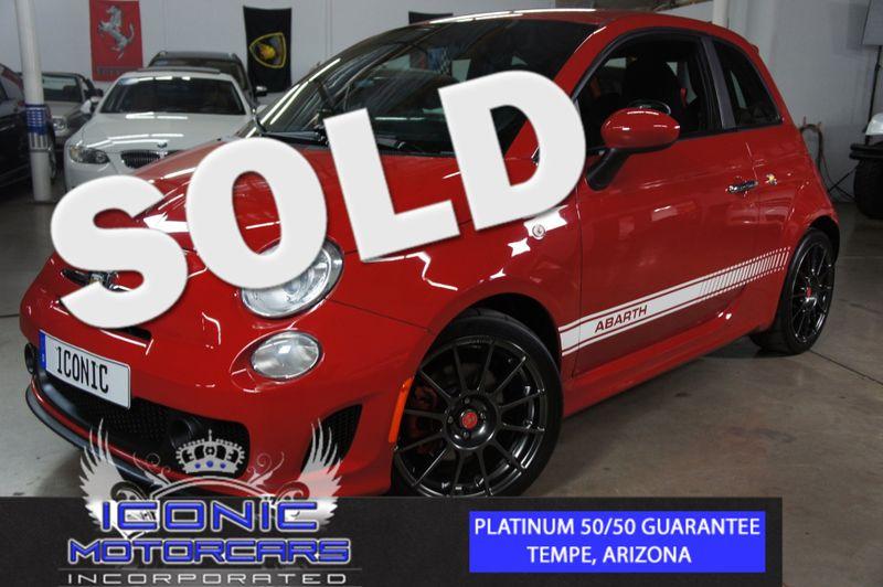 2015 Fiat 500 Abarth | Tempe, AZ | ICONIC MOTORCARS, Inc. in Tempe AZ