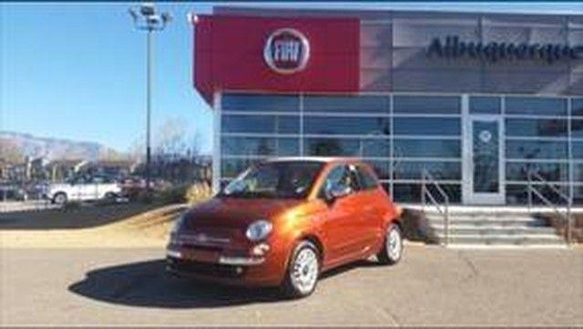 2015 Fiat 500c Lounge