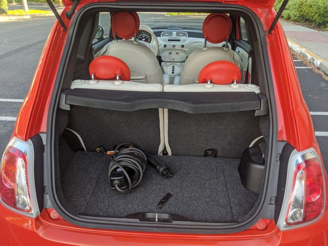 2015 Fiat 500E ((**GREAT COMMUTER**)) in Campbell, CA 95008
