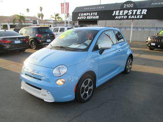 2015 Fiat 500e Electric in Costa Mesa California, 92627