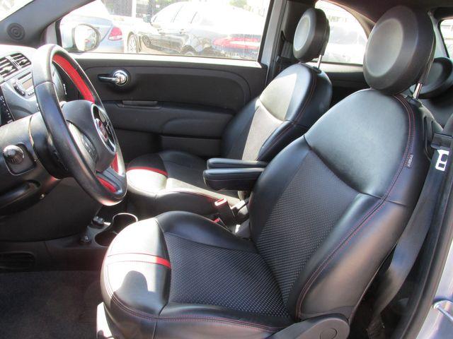 2015 Fiat 500e Coupe in Costa Mesa, California 92627