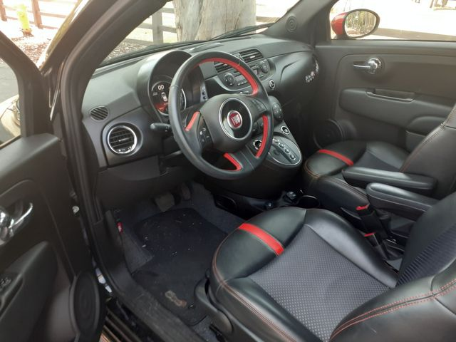 2015 Fiat 500e Los Angeles, CA 10