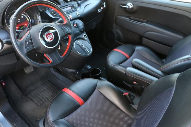 2015 Fiat 500e Santa Clarita, CA 7