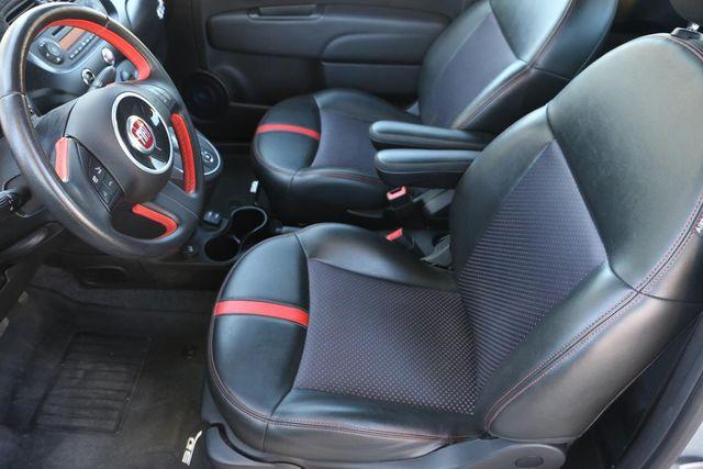 2015 Fiat 500e Santa Clarita, CA 13