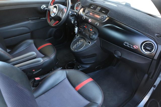 2015 Fiat 500e Santa Clarita, CA 8