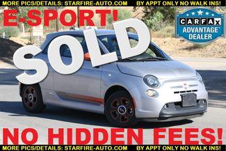 2015 Fiat 500e E-SPORT Santa Clarita, CA
