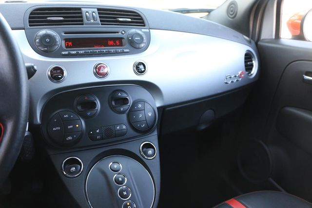 2015 Fiat 500e E-SPORT Santa Clarita, CA 16