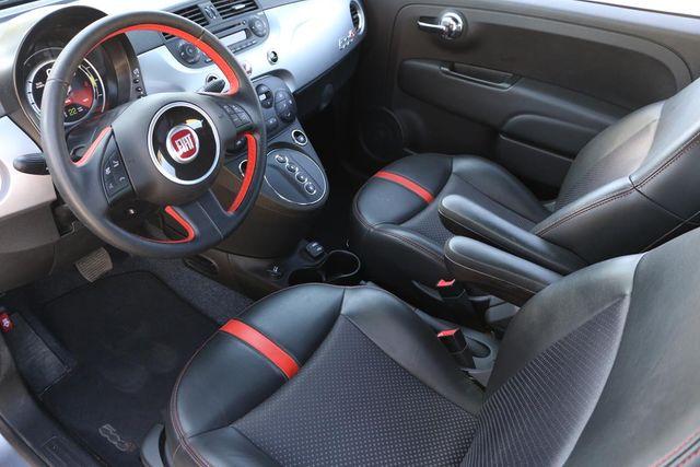 2015 Fiat 500e E-SPORT Santa Clarita, CA 7