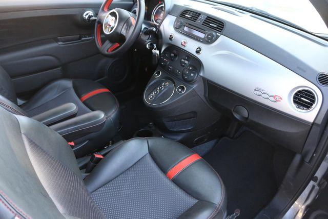 2015 Fiat 500e E-SPORT Santa Clarita, CA 8