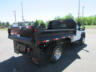 2015 Ford 2015 F-550 4x2  Crysteel 11 Contractor Dump   St Cloud MN  NorthStar Truck Sales  in St Cloud, MN