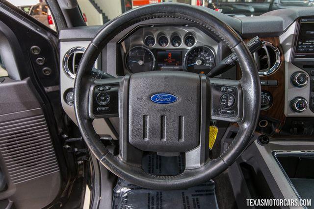 2015 Ford 4x4 Super Duty F-350 SRW Pickup Lariat 4X4 in Addison Texas, 75001