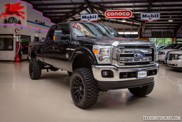 2015 Ford 4x4 Super Duty F-350 SRW Pickup Lariat 4X4 in Addison Texas, 75001