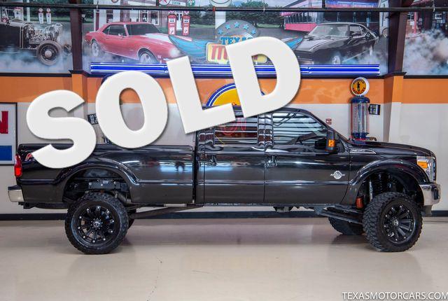 2015 Ford Super Duty F-350 SRW Pickup Lariat 4x4