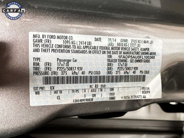 2015 Ford C-Max Hybrid SE Madison, NC 34