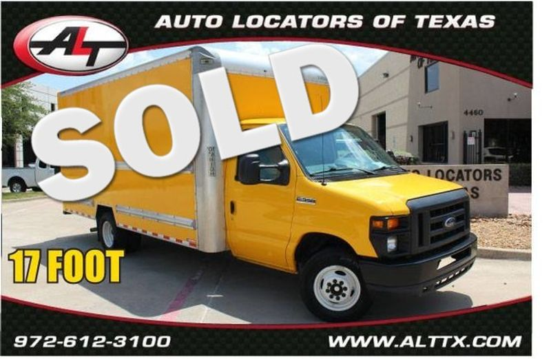 2015 Ford Commercial Vans E350   Plano, TX   Consign My Vehicle in Plano TX