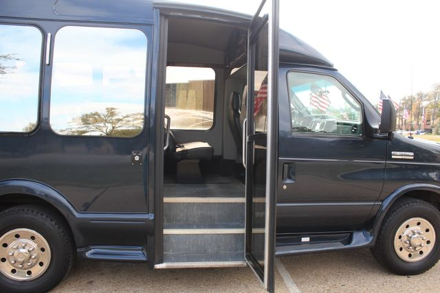 2015 Ford E-350 14 Passenger Turtle Top Van Terra Mini Bus W/ Co-Pilot Seat Irving, Texas 12