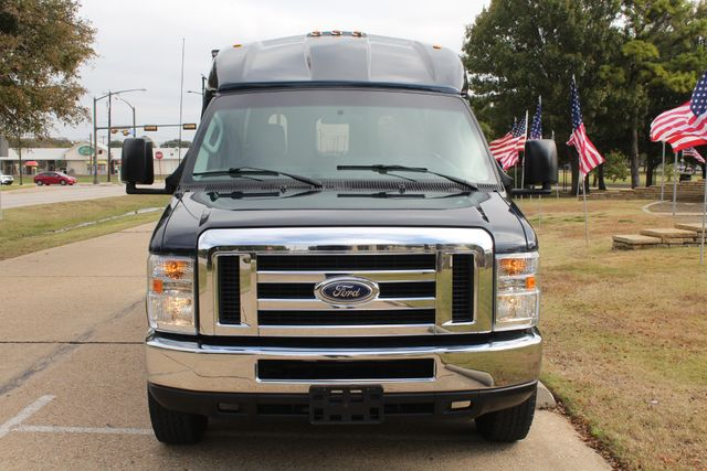 2015 Ford E-350 14 Passenger Turtle Top Van Terra Mini Bus W/ Co-Pilot Seat Irving, Texas 2
