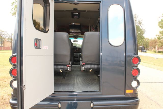 2015 Ford E-350 14 Passenger Turtle Top Van Terra Mini Bus W/ Co-Pilot Seat Irving, Texas 50