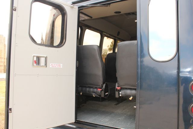 2015 Ford E-350 14 Passenger Turtle Top Van Terra Mini Bus W/ Co-Pilot Seat Irving, Texas 51