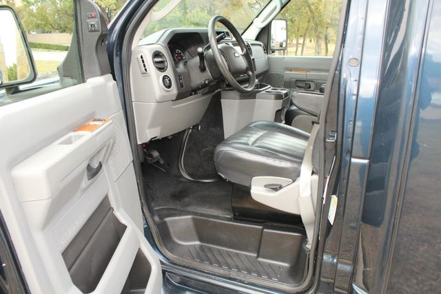 2015 Ford E-350 14 Passenger Turtle Top Van Terra Mini Bus W/ Co-Pilot Seat Irving, Texas 54