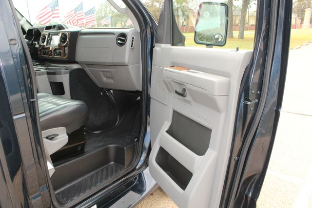 2015 Ford E-350 14 Passenger Turtle Top Van Terra Mini Bus W/ Co-Pilot Seat Irving, Texas 60