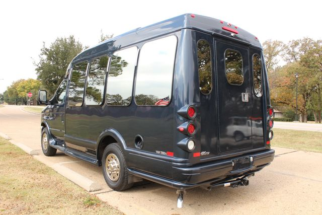 2015 Ford E-350 14 Passenger Turtle Top Van Terra Mini Bus W/ Co-Pilot Seat Irving, Texas 6