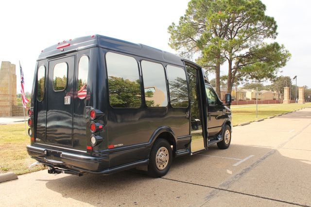 2015 Ford E-350 14 Passenger Turtle Top Van Terra Mini Bus W/ Co-Pilot Seat Irving, Texas 8
