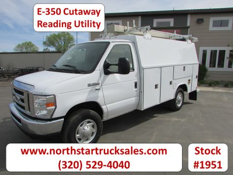 2015 Ford E-350 Cutaway Utility Van  in St Cloud, MN