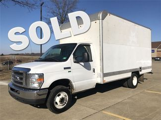 2015 Ford E-350SD Base 15 FT. Box Truck 1 Ton V8 We Finance | Canton, Ohio | Ohio Auto Warehouse LLC in Canton Ohio