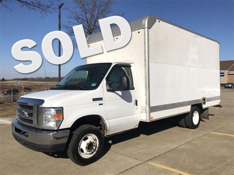 2015 Ford E-350SD Base 15 FT. Box Truck 1 Ton V8 We Finance | Canton, Ohio | Ohio Auto Warehouse LLC in Canton Ohio