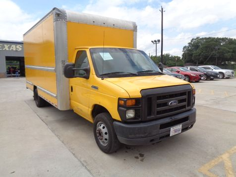 2015 Ford E-Series Cutaway E350 SUPER DUTY CUTAWAY VAN in Houston