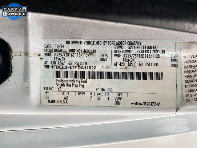 2015 Ford E-Series Cutaway Base Madison, NC 66