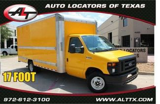 2015 Ford E-Series Cutaway E350 BOX TRUCK in Plano, TX 75093