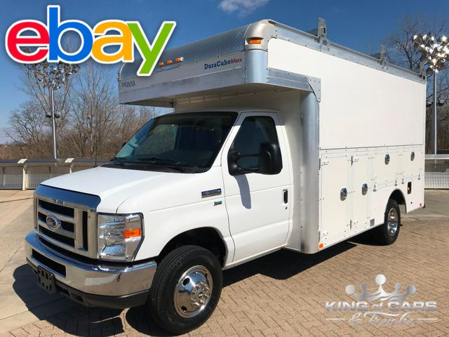 2015 Ford E350 Duracube MAX UTILITY SERVICE WALK IN 44K MILES 1-OWNER