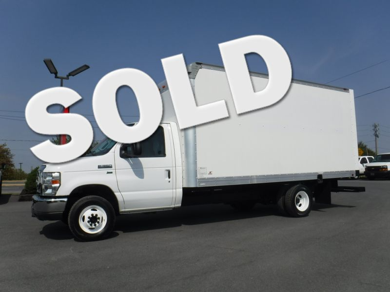 2015 Ford E350 16' Box Truck with Ramp in Ephrata PA