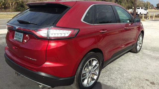 2015 Ford Edge Titanium in Amelia Island, FL 32034