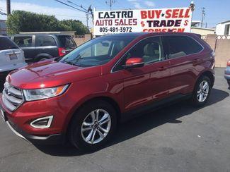 2015 Ford Edge SEL in Arroyo Grande, CA 93420