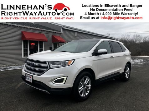 2015 Ford Edge SEL in Bangor