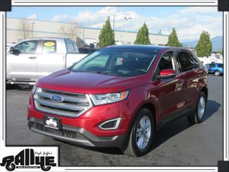 2015 Ford Edge SEL AWD in Burlington, WA 98233