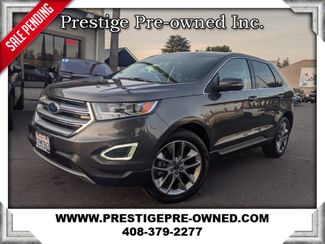 2015 Ford EDGE TITANIUM ((**NAVIGATION & BACK-UP CAMERA**))  in Campbell CA