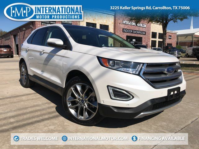 2015 Ford Edge Titanium in Carrollton, TX 75006