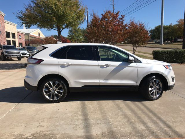 2015 Ford Edge Titanium ONE OWNER in Carrollton, TX 75006