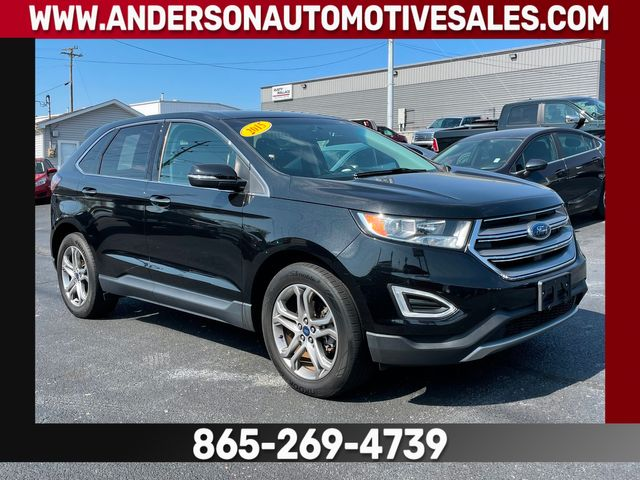 2015 Ford Edge Titanium in Clinton, TN 37716