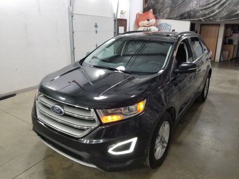 2015 Ford Edge SEL All  Wheel Drive  AWD in Dickinson, ND