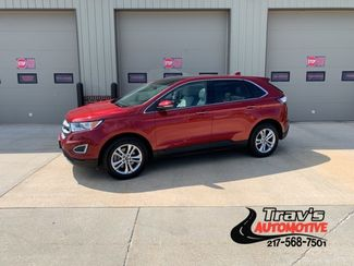 2015 Ford Edge Titanium in Gifford, IL 61847