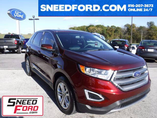 2015 Ford Edge SEL 2.0L I4